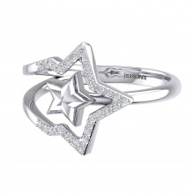 THE SKY WALTZ STAR RING
