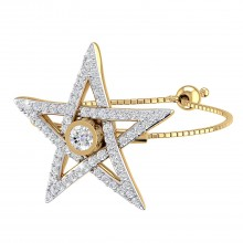 THE SPARKLING STAR RING