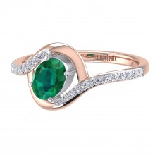 THE EMERALD NILE RING
