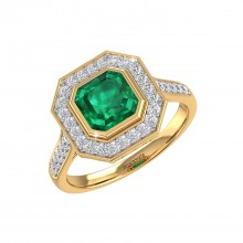THE GLORIOUS GREEN RING