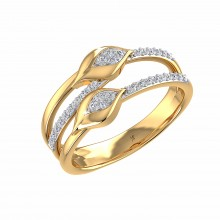 THE SYCAMORE LEAF RING