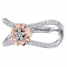 THE CASTILLE FLOWER RING