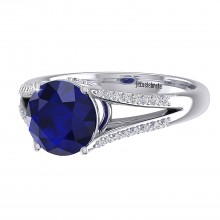 THE NITID SAPPHIRE RING