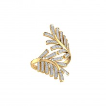 THE FERN WING RING