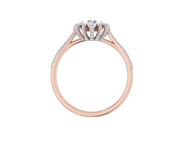 THE CROWNING GLORY SOLITAIRE RING